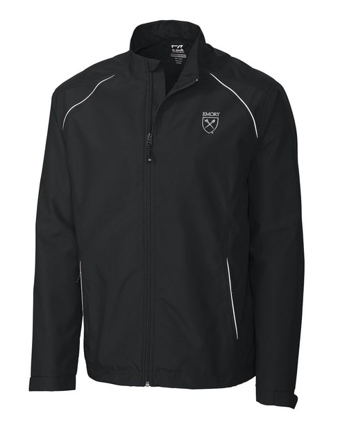 Emory Eagles Men's CB WeatherTec Beacon Full Zip Jacket