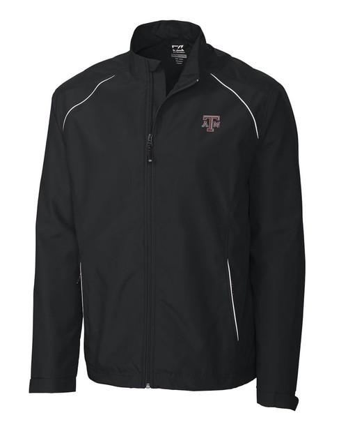 Texas A&M Aggies Men's CB WeatherTec Beacon Full Zip Jacket
