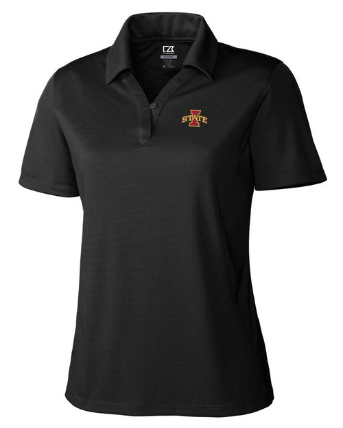 Iowa State Cyclones Women's CB DryTec Genre Polo