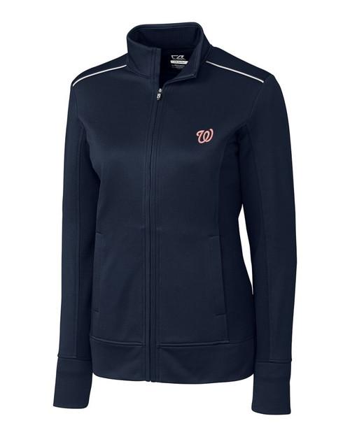 Washington Nationals Women's Ridge Full Zip