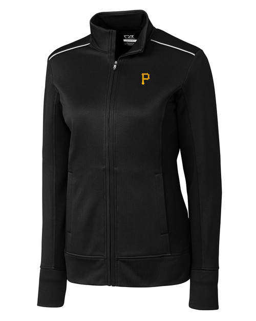 Pittsburgh Pirates Women's Ridge Full Zip