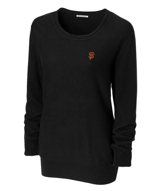 San Francisco Giants Women's Broadview Scoop Neck Sweater