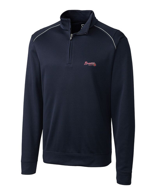 Atlanta Braves Men's Ridge Half Zip