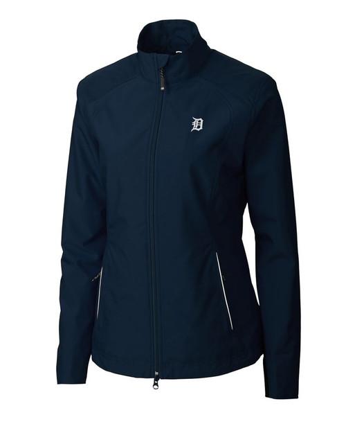 Detroit Tigers Women's CB WeatherTec Beacon Full Zip Jacket