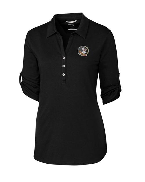 FSU Seminoles Women's E/S Thrive Polo