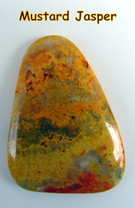Mustard Jasper(Indonesia) 47x34 mm 70 cts MJ2