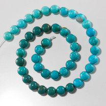 Sonoran Blue Turquoise(Mexico)8mm
