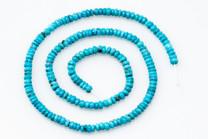 Nacozari Turquoise Disc & Rondells