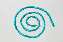 Campitos Turquoise(Mexico) 3mm Rondells