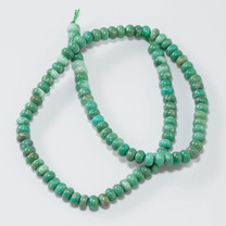 Sonoran Green (Turquoise)Mexico 6mm Rondells