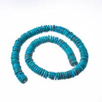 Campitos Turquoise Disc 10-11mm CTD3k