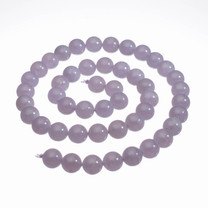 Lepidolite(Africa) 8mm Rounds LP8R