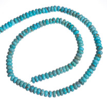 Campitos Turquoise(Mexico) 6mm Rondell