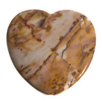 Hidden Valley Jasper Heart (Oregon)