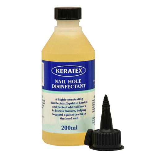 Keratex Nail Hole Disinfectant 200ml