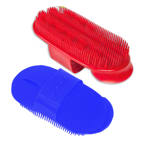 Bitz Plastic Curry Comb