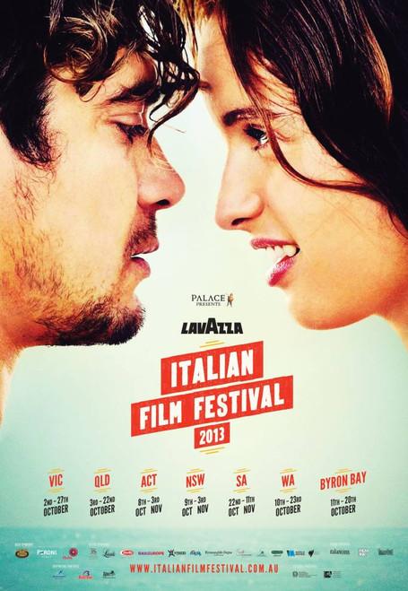 2013 Lavazza Italian Film Festival Poster