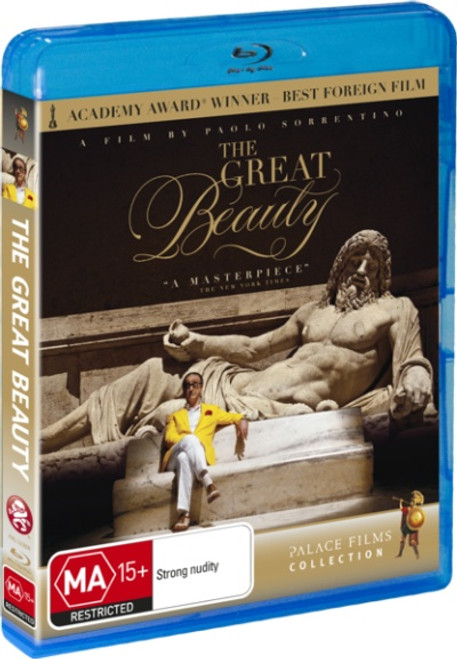 The Great Beauty Bluray