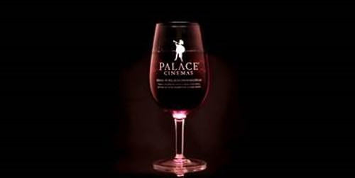 Palace Cinema Wine Glasses