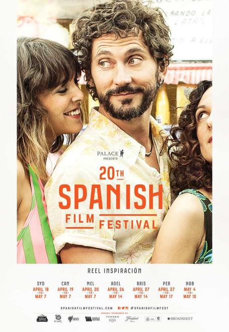 2017 Spanish Film Festival Poster