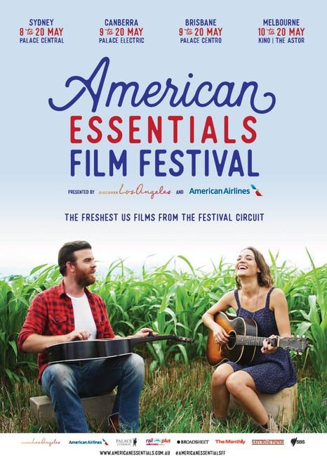 2018 American Essentials Film Festival Poster