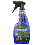 Magic Blue Solvent Based Tire Dressing - 24 OZ