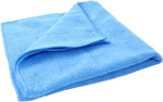 BLUE GLASS CLOTH IN BAG