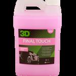 Final Touch - Quick Detailer