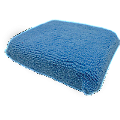 Microfiber Applicator Blue