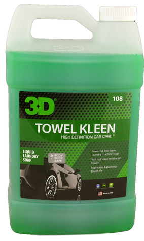 Towel Kleen - Towel Detergent