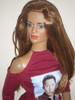 Burnt Orange 69 KatSilk® Saran Doll Hair
