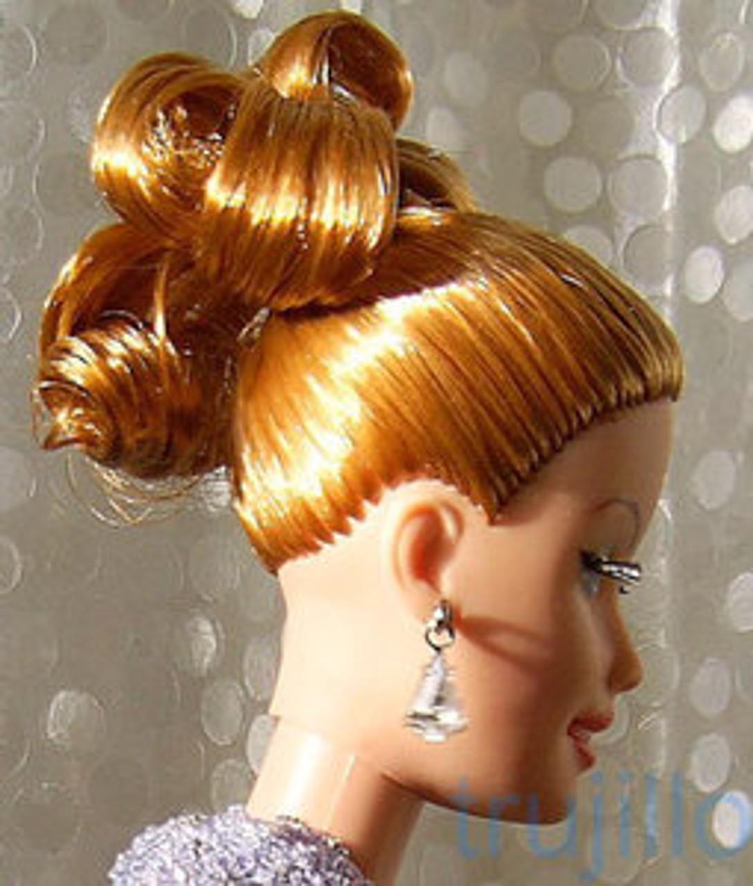 Ginger Snap 46 KatSilk® Saran Doll Hair