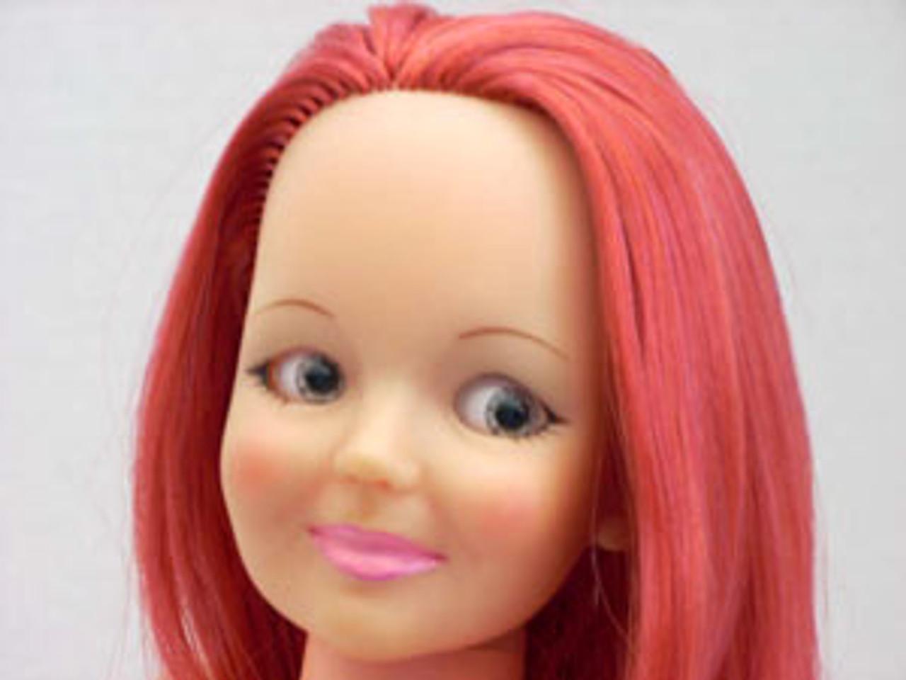 FireMist 54 KatSilk Saran Doll Hair
