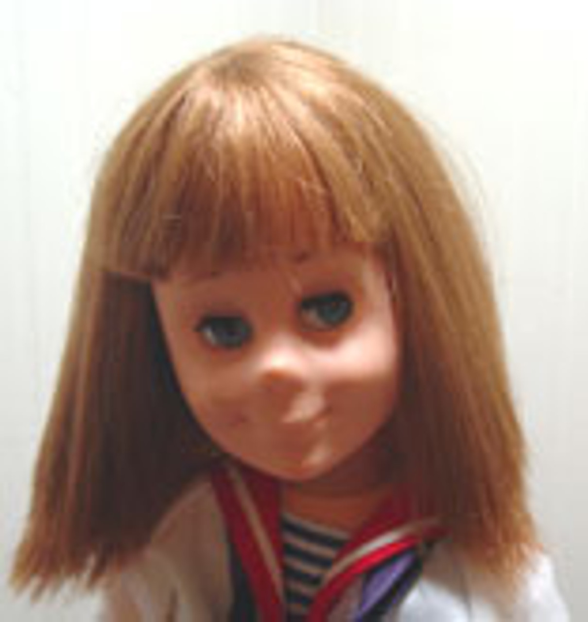 Charmin Chatty Auburn 89 KatSilk® Saran Doll Hair