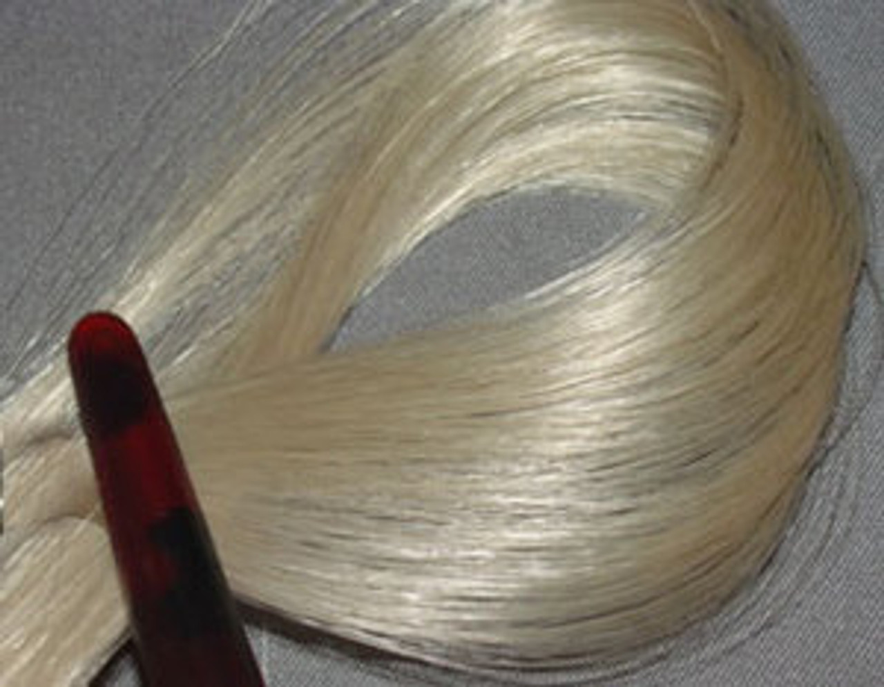 KatSilk Nylon Ash 2 Doll Hair 850