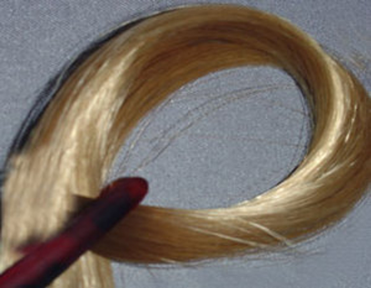 KatSilk Nylon Blond 9 Doll Hair 853