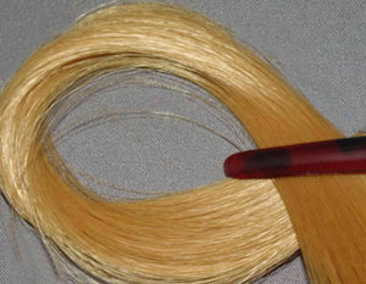 KatSilk Nylon Blond 8 Doll Hair 846