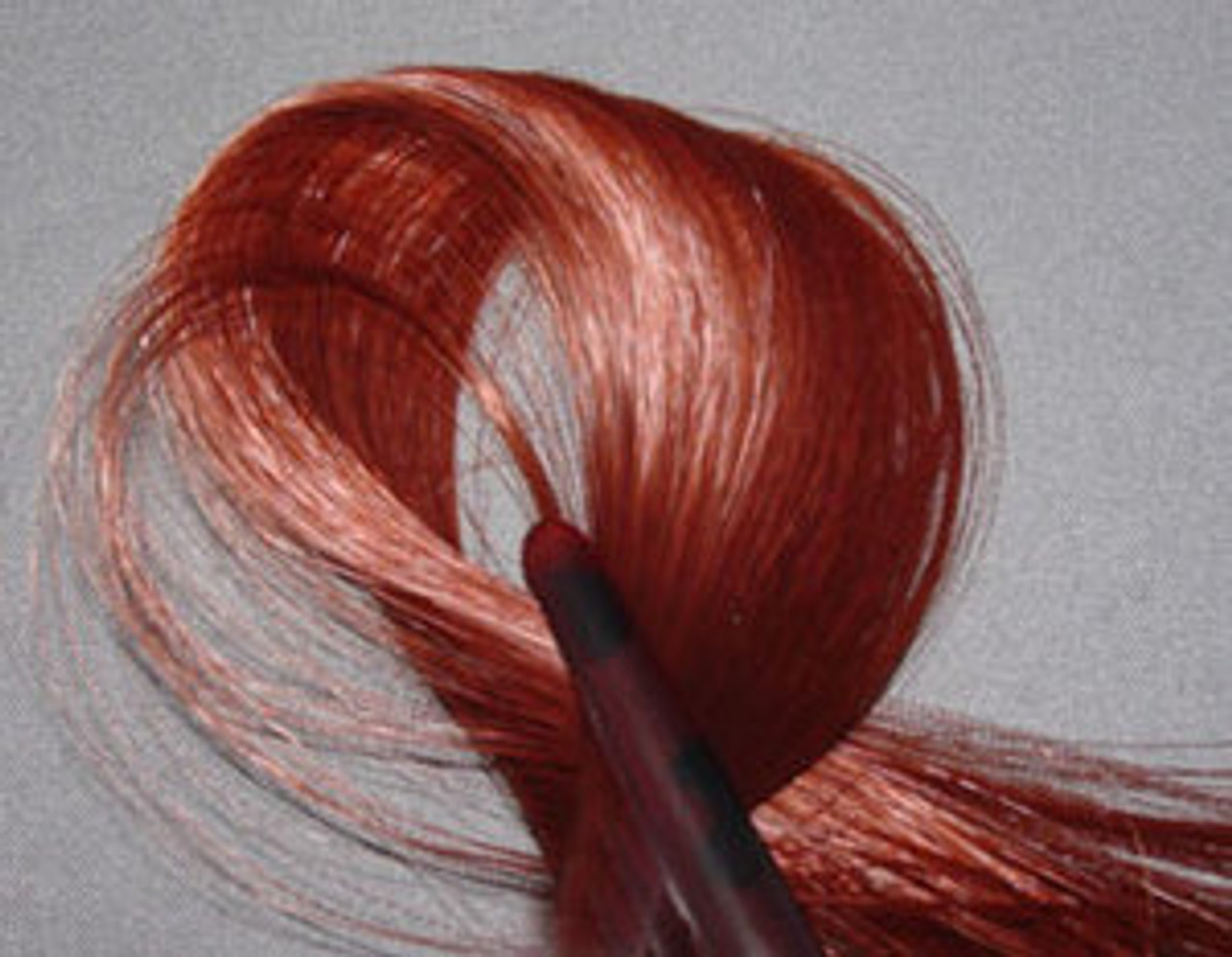 KatSilk Nylon Red 15 Doll Hair 865