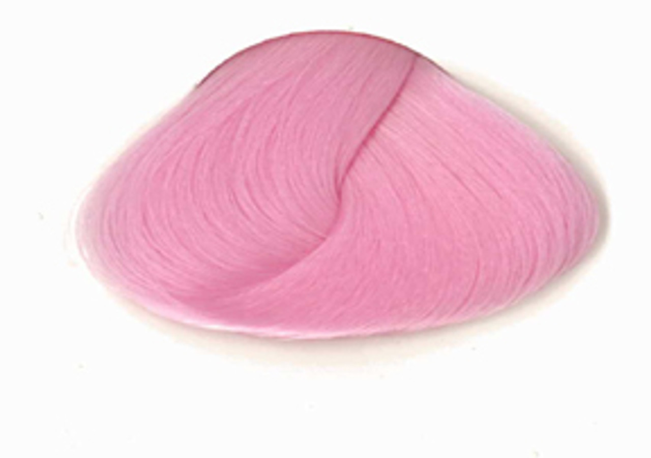 Pastel Pink Purple 204 Premium Nylon Doll Hair