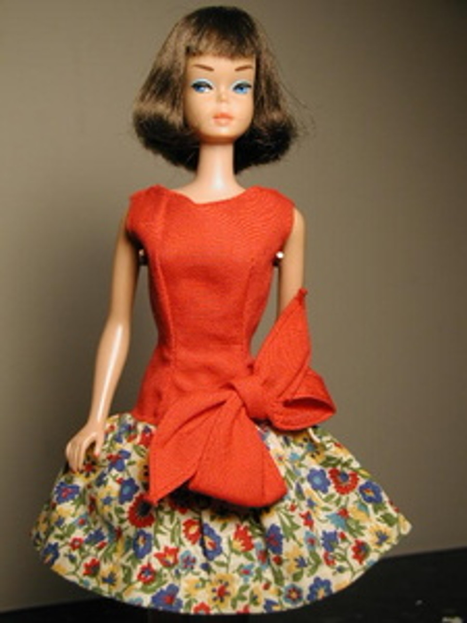 Brownette 2 KatSilk® Saran Doll Hair