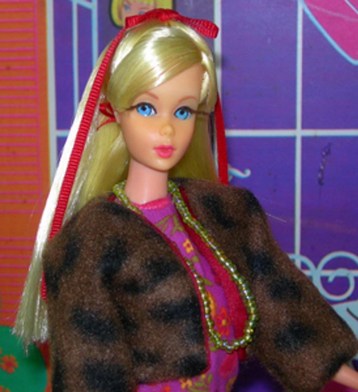 Malibu Blond 6 Katsilk Saran Doll Hair