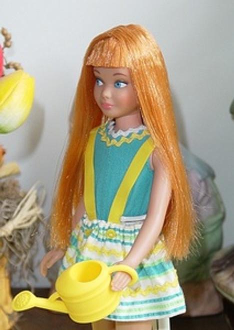 Stacy Titian 32 KatSilk Saran Doll Hair