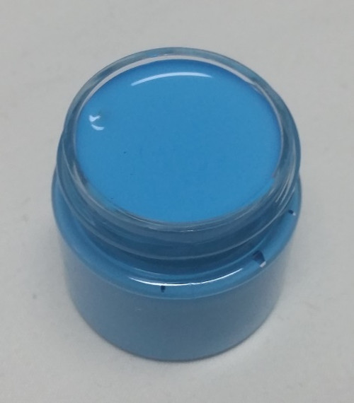 KatSilk Doll Paint Dark Turquoise E1