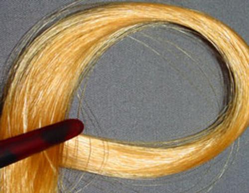 KatSilk Nylon Blond 6 Doll Hair 841