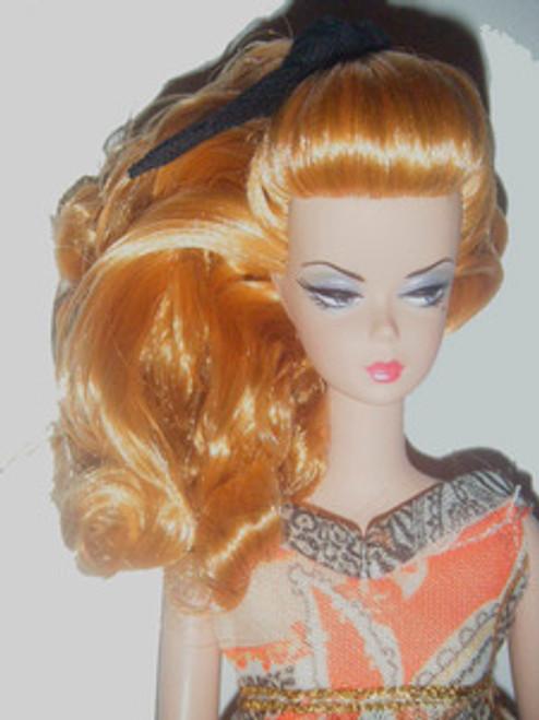 Tiger Lilly (97) KatSilk ® Saran Doll Hair