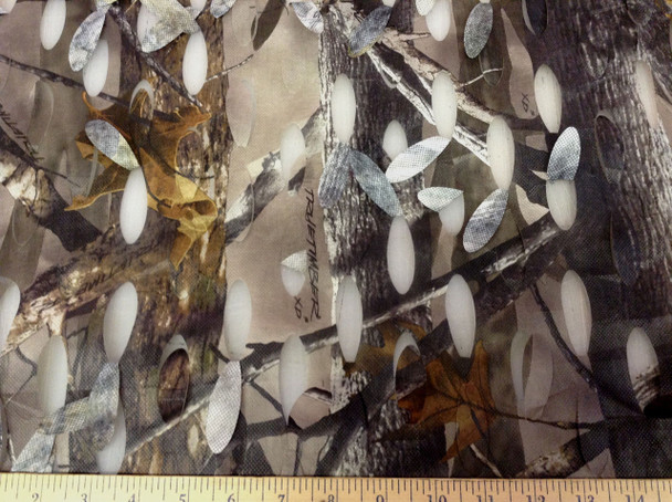 Discount Fabric True Timber XD3 Die Cut Camouflage CA05