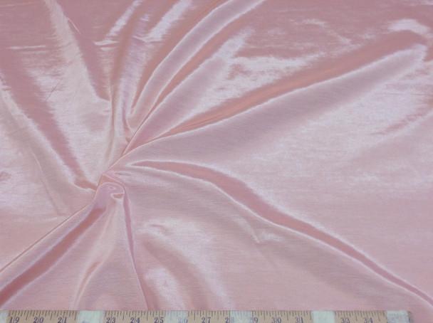 Discount Fabric BENGALINE Faille Solid Pink Ben132