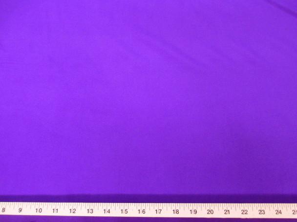 Discount Fabric 62 inches wide Fine Twill Purple TW05