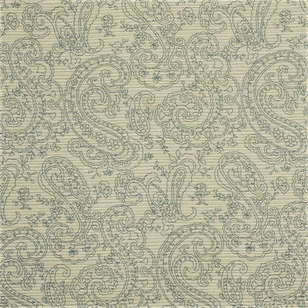 Fabric Robert Allen Beacon Hill Ana Reversible Smoke Upholstery Tribal *J43