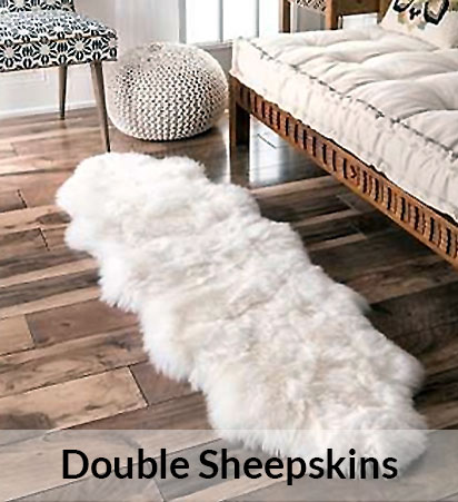 Double Sheepskins
